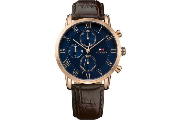 Mens Tommy Hilfiger Kane Watch 1791399
