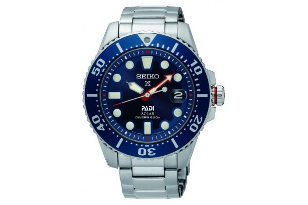 Mens Seiko Prospex Watch SNE435P1