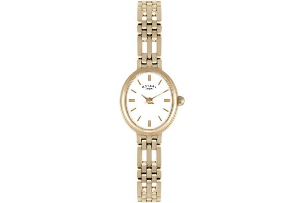 Womens Rotary Precious Metals Watch LB10090/02