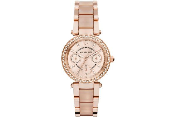 Womens Michael Kors Mini Parker Watch MK6110
