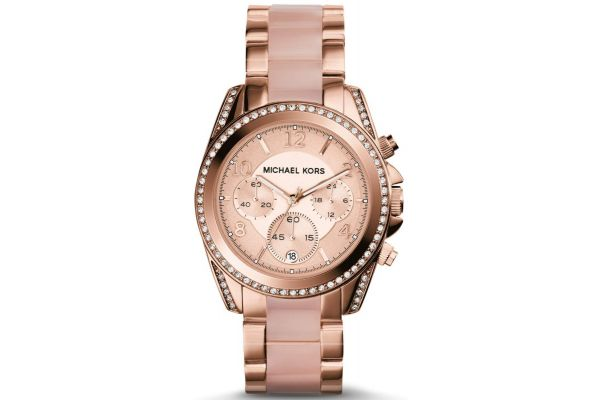 Womens Michael Kors Blair Watch MK5943