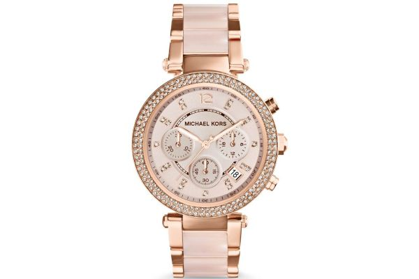 Womens Michael Kors Parker Watch MK5896