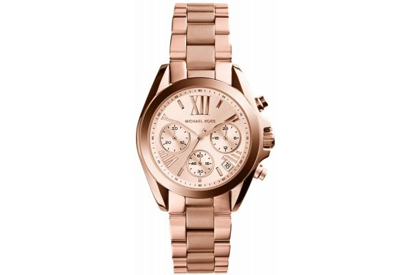 Womens Michael Kors Mini Bradshaw Watch MK5799