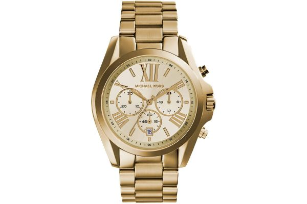 Womens Michael Kors Bradshaw Watch MK5605