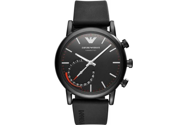 Mens Emporio Armani Connected Hybrid Watch ART3010