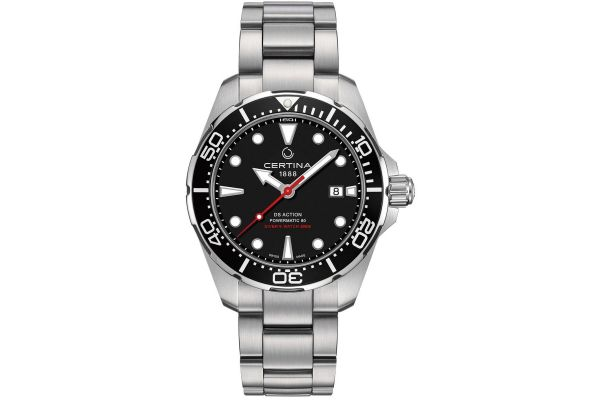 Mens Certina DS Action Watch C032.407.11.051.00