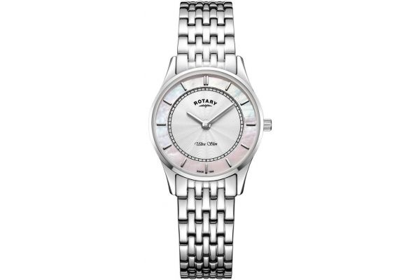Womens Rotary Ultra Slim Watch LB08300/07