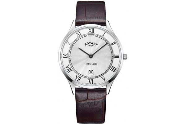 Mens Rotary Ultra Slim Watch GS08300/01