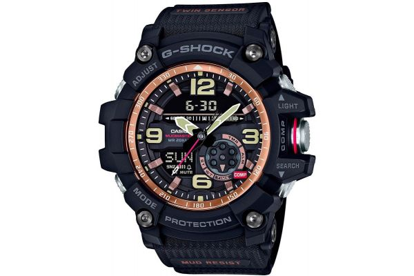 Mens Casio G Shock Watch GG-1000RG-1AER