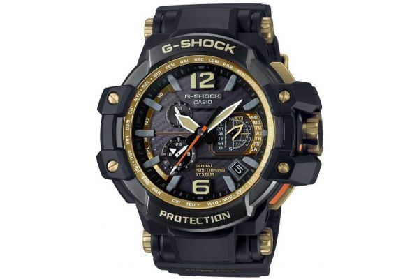 Mens Casio Premium G Shock Watch GPW-1000GB-1AER