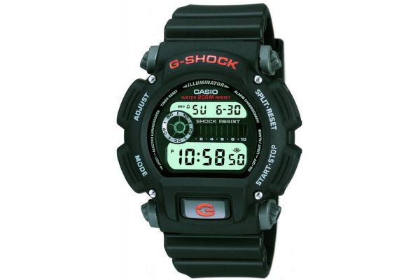 Mens Casio G Shock Watch DW-9052-1VER