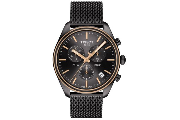 Mens Tissot PR100 Watch t101.417.23.061.00