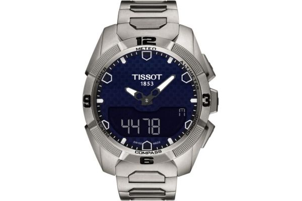 Mens Tissot T Touch Watch T091.420.44.041.00