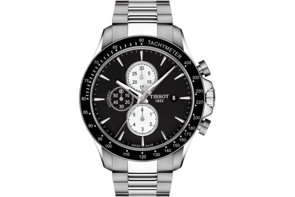 Mens Tissot V8 Watch T106.427.11.051.00