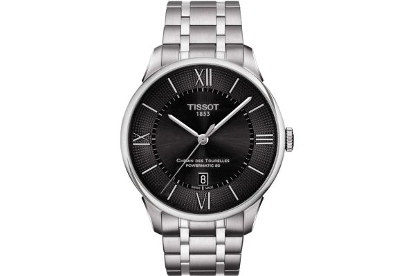 Mens Tissot Chemin Des Tourelles Watch T099.407.11.058.00