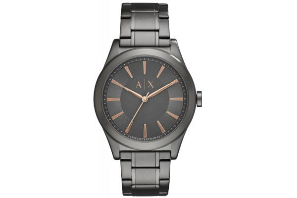 Mens Armani Exchange Dress Watch AX2330