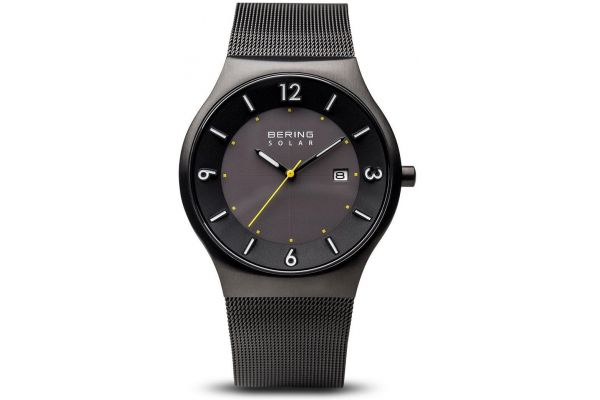 Mens Bering Solar Watch 14440-223