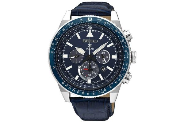 Mens Seiko Prospex Watch SSC609P1
