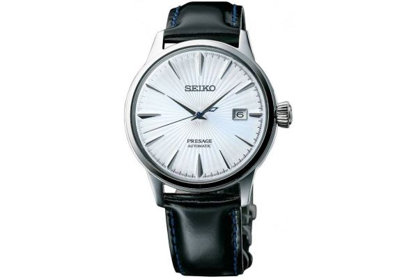 Mens Seiko Presage Watch SRPB43J1