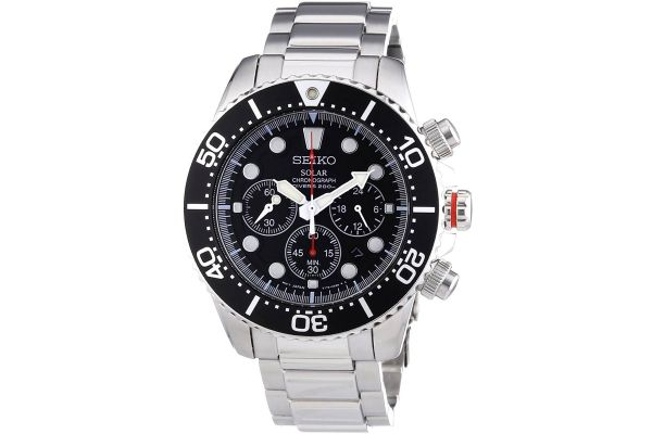 Mens Seiko Prospex Watch SSC015P1