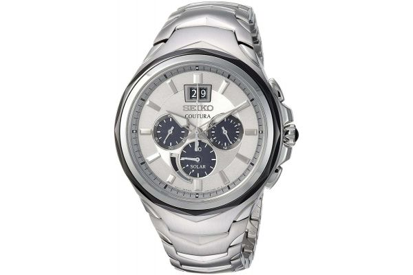 Mens Seiko Coutura Watch SSC627P9