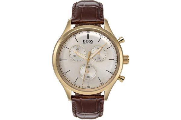 Mens Hugo Boss Companion Watch 1513545