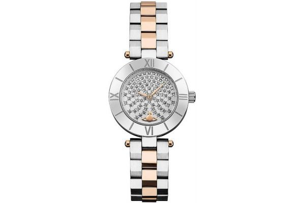 Womens Vivienne Westwood Westbourne Orb Watch VV092SSRS