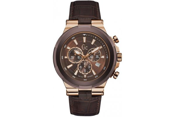 Mens GC Structura Watch Y23009G4