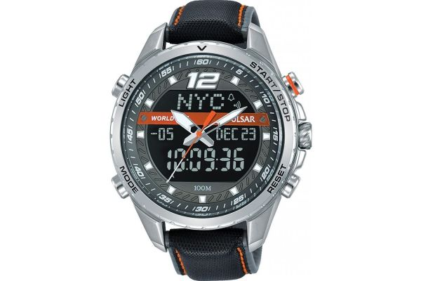 Mens Pulsar  Accelerator Watch PZ4029X1