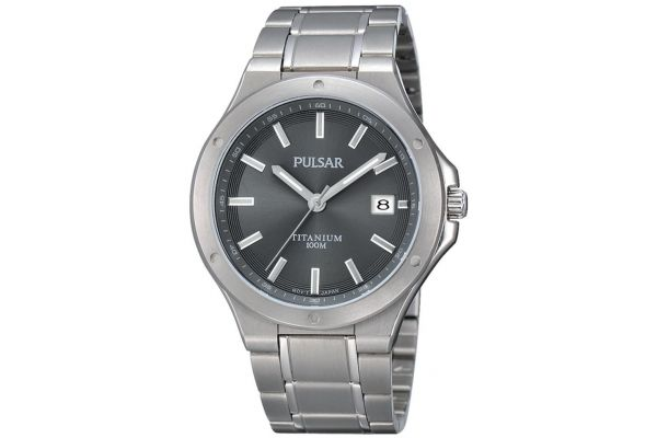 Mens Pulsar  Classic Watch PS9125X1
