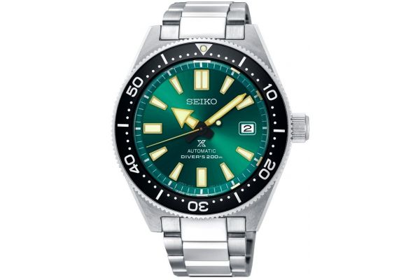 Mens Seiko Prospex Watch SPB081J1
