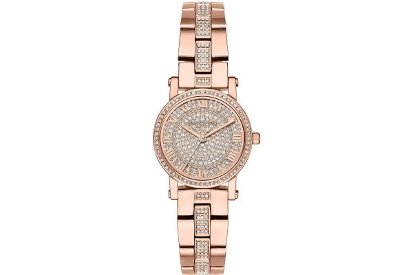 Womens Michael Kors Petite Norie Watch MK3776