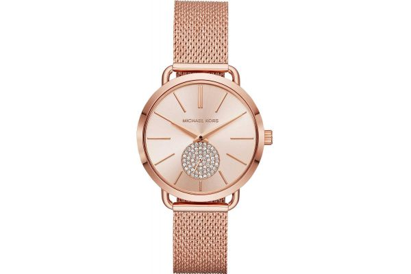 Womens Michael Kors Portia Watch MK3845