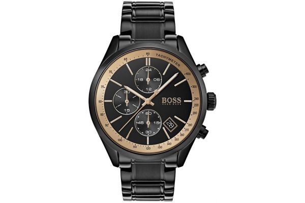 Mens Hugo Boss Grand Prix Watch 1513578