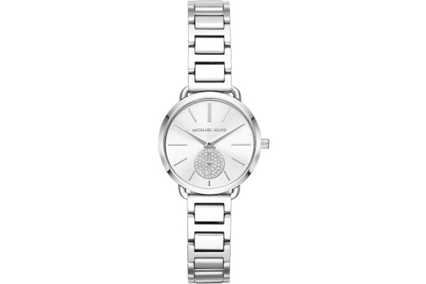 Womens Michael Kors Mini Portia Watch MK3837