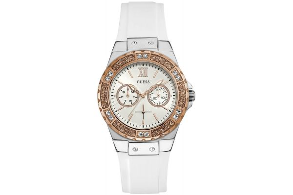 Womens Guess Limelight Watch W1053L2