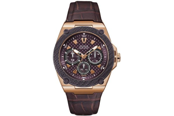 Mens Guess Legacy Watch W1058G2