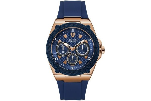 Mens Guess Legacy Watch W1049G2