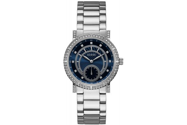 Womens Guess Constellation Watch W1006L1