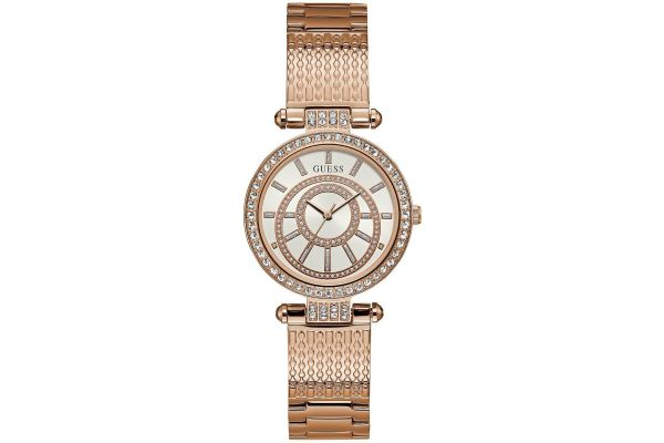 Womens Guess Muse Watch W1008L3