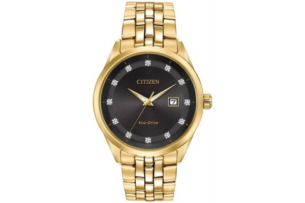 Mens Citizen Corso Watch BM7252-51G