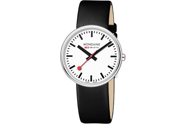 Mens Mondaine Mini Giant Watch MSX.3511B.LB