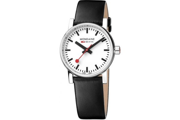 Womens Mondaine Evo2 Watch MSE.30110.LB