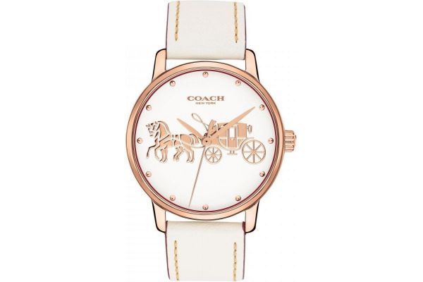 Womens Coach Grand Watch 14502973