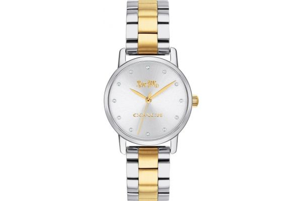 Womens Coach Grand Watch 14503004
