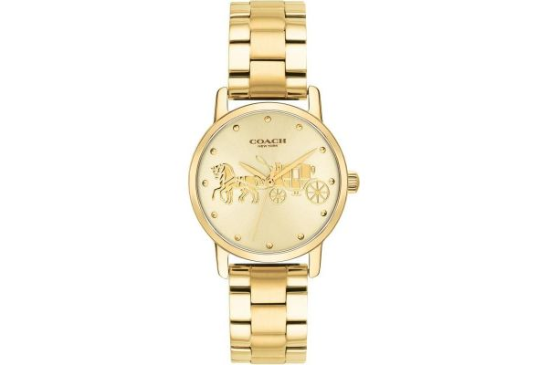 Womens Coach Grand Watch 14502976