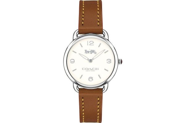 Womens Coach Delancey Slim Watch 14502789