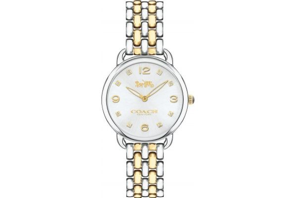 Womens Coach Delancey Slim Watch 14502784