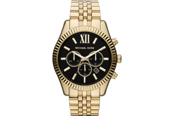 Mens Michael Kors Lexington Watch MK8286