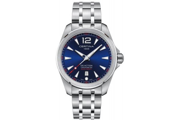Mens Certina DS Action Watch C032.851.11.047.00